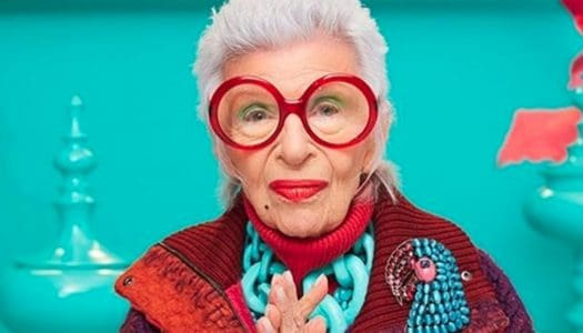 5 Things I Learned About Style from 95-Year-Old Iris Apfel
