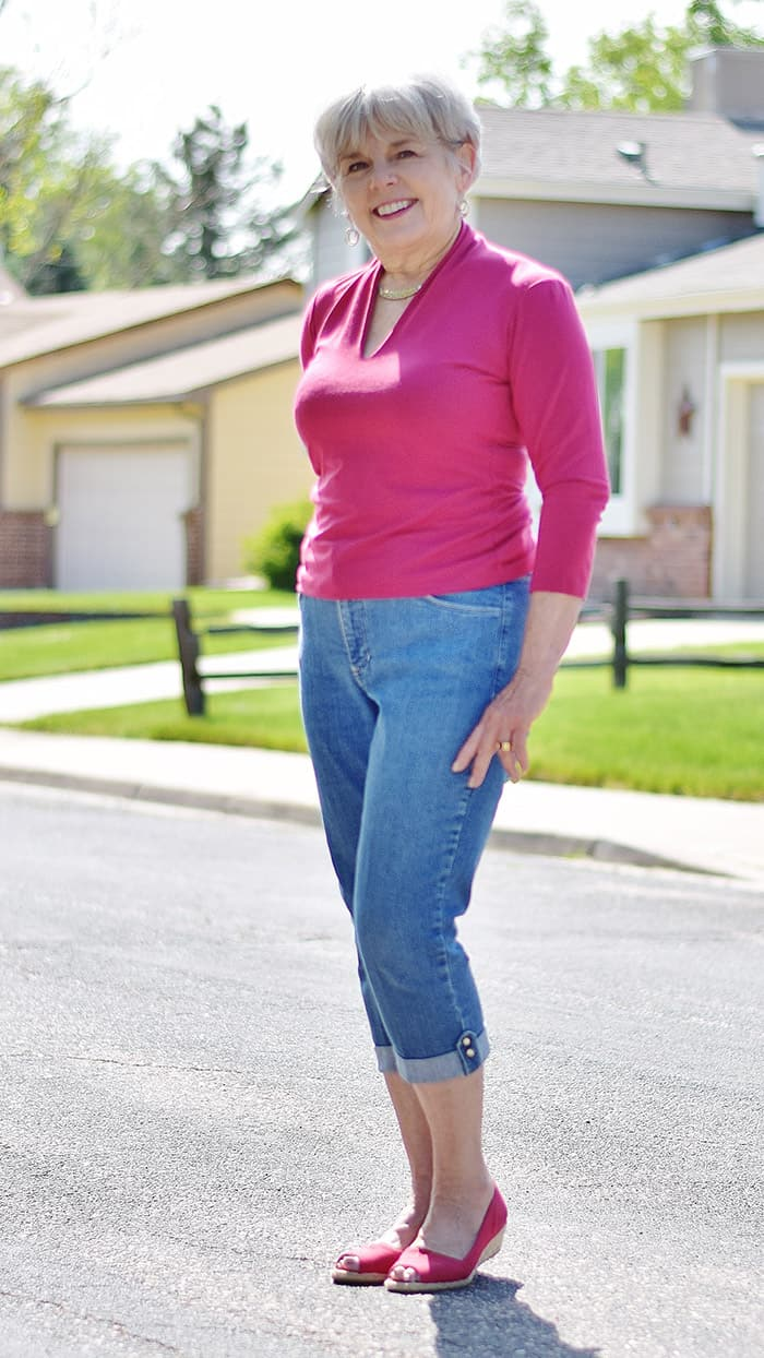 Old Mature Ass jeans for older women? why every single one of us needs a