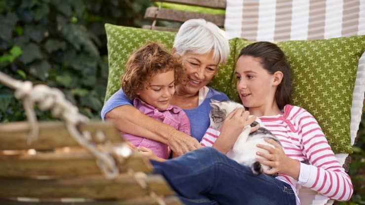 pet loss grandchildren