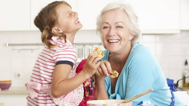 grandmother guilty pleasures