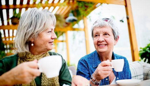 Think You Could Never Live with a Roommate After 60? Think Again!