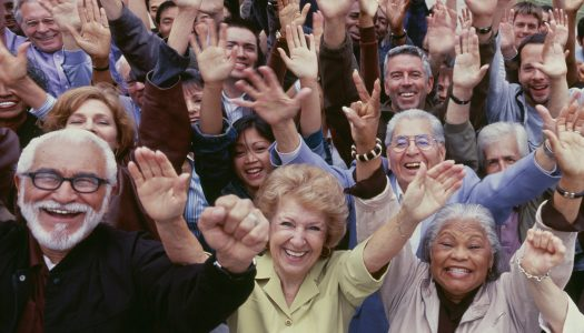 Let's Create a Mass Movement Against Ageism!