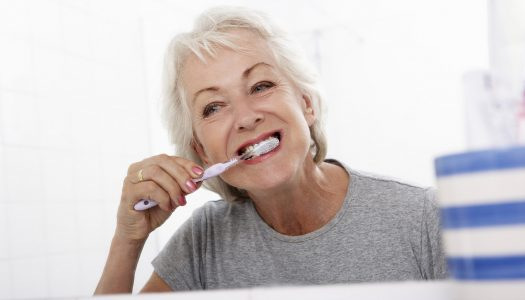 Over 50? Maybe it's Time to Upgrade Your Tooth Brushing Technique!