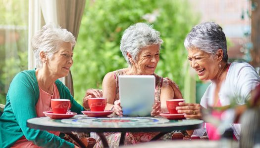 7 Reasons Having a Network of Girlfriends is Important as We Age