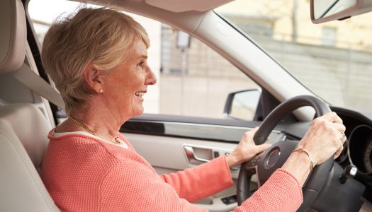 7 Ways to Stay in the Driver's Seat in Your Sixties