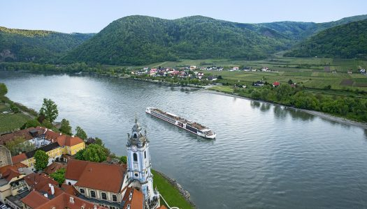 Hot River Cruises in Europe and Asia in 2017