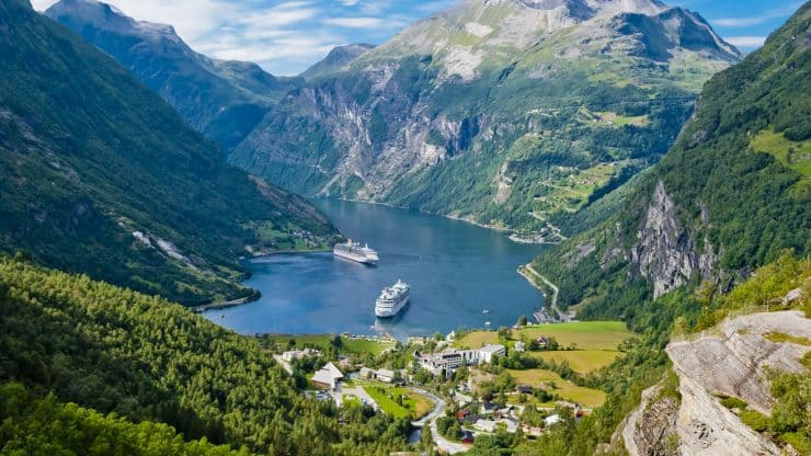 Norway-and-Baltic-Cruises