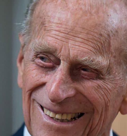 Prince Philip Retired