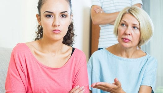 5 Ways to Deal with Uneasy Mother / Daughter-in-Law Moments