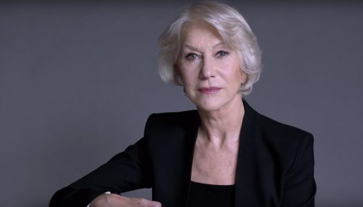 "Helen Mirren Shocker! L'Oreal's Moisturizer May Do ""F**k All"""