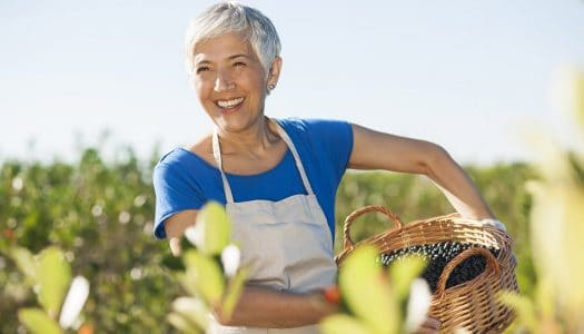 How Locally Grown Food Can Improve Your Health After 60