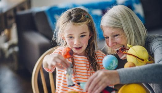 How Grandparents Can Be Heroes to Traumatized Children