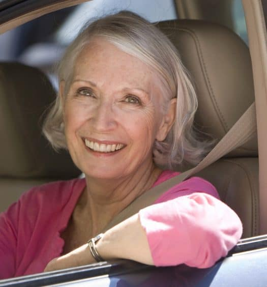 driving ability getting older