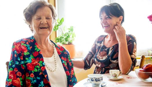 How to Have Positive Conversations with Elderly Parents