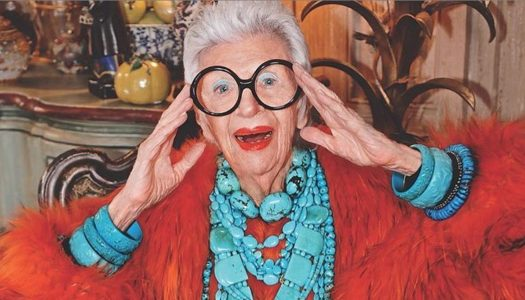 Iris Apfel Warns on the Homogenization of the World and Looking Like an Old Turtle