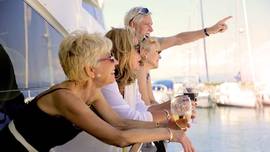 60th Birthday Ideas for Women - - Take a Lake Cruise