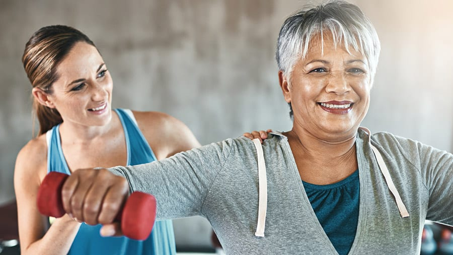 Best Gifts for Grandma - Personal Trainer