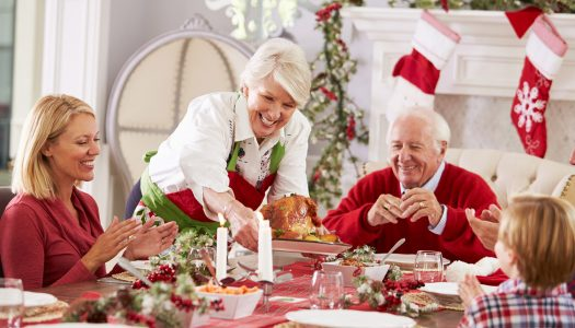 4 Ways to Add Healthier Foods to Your Holiday Parties This Year
