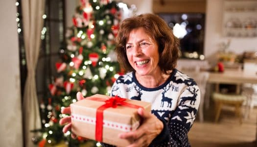 6 Fabulous Christmas Gifts for Women Over 60 That Won't Add Clutter