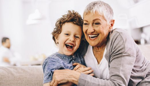 Are you Spoiling Your Grandchildren or Just Showing Them Extra Love?
