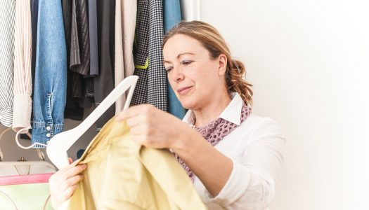 "Is it Time to Have a ""Closet Purge"" and Learn to Breathe Again?"