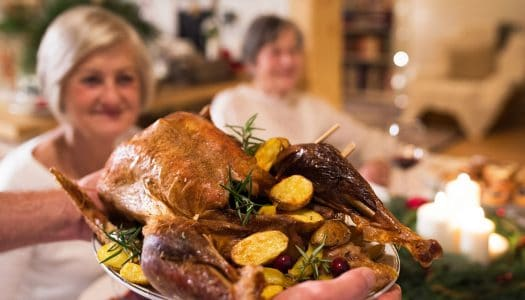 Enjoy Holiday Eating Without Gaining Weight With this Simple Mindset Hack