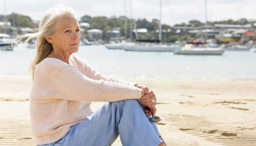 The Art of Moving Through a Difficult Time in Your 60s