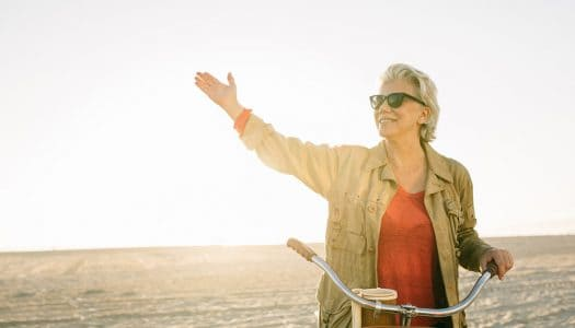 The Future Is Today! 4 Ways to Start Over When Embracing a Shift in Life After 60