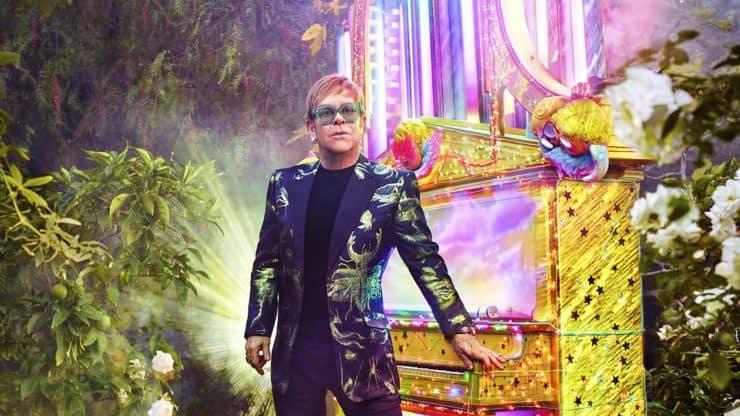 Elton John Announces Retirement from Touring