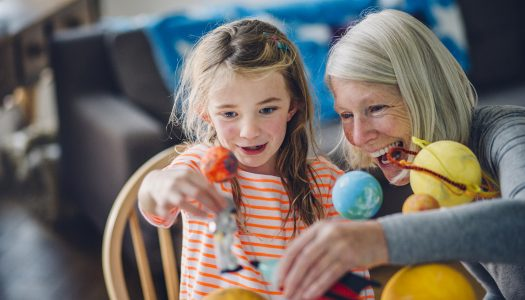 Why Being a Nanny is a Life-Changing Job for Retirees