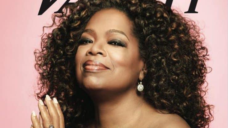 Oprah to Run for President 2020