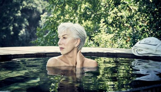 Helen Mirren Gives Up Her Clothes to Support Cancer Research