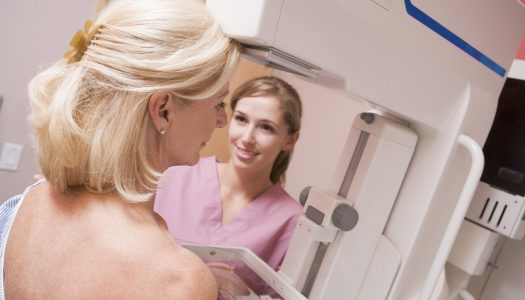How to Make Getting a Mammogram a More Positive Experience