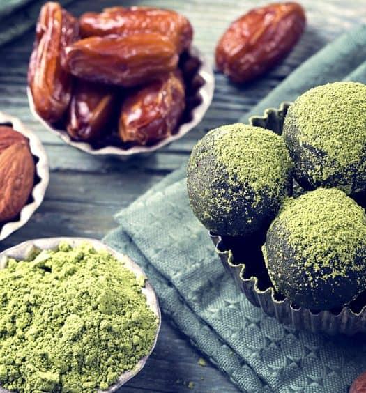 Matcha-Date-and-Almond-Bliss-Balls-Recipe