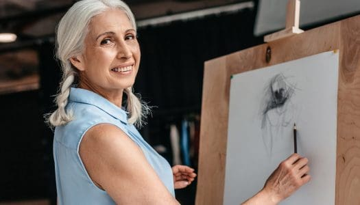 3 Ways to Unlock Your Talents After 60 and Embrace the Perpetual Gift of You