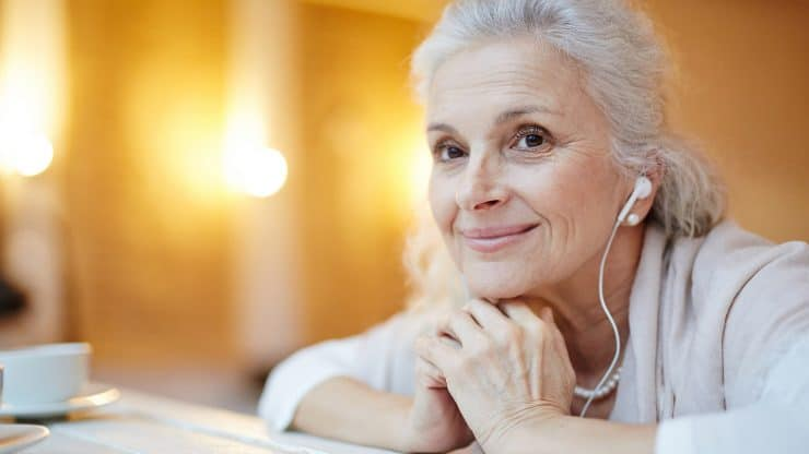 Positive Change in Your Life After 60