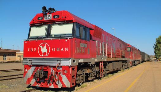 Add This to Your Bucket List! Cross the Outback on a World-Famous Ghan Expedition