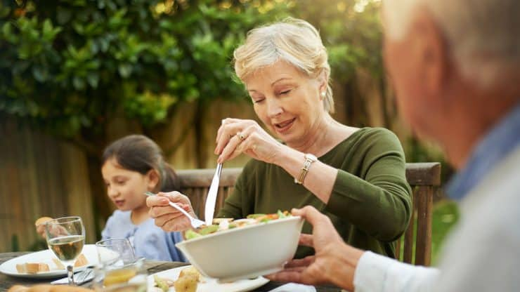 Healthy Eating After 60