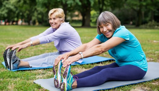 4 Great Reasons to Find a Workout Partner After 60