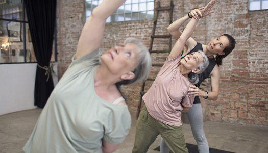 5 Reasons to Consider Taking Up Cross-Training for Seniors