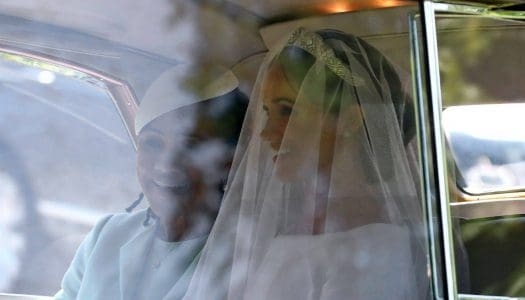 What Watching the Royal Wedding Taught Me About Finding Serenity in Solitude