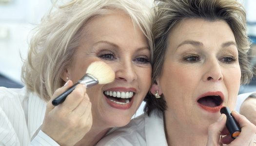 How to Find the Blush and Lipstick Colors That Will Make You Look Radiant in Your 60s