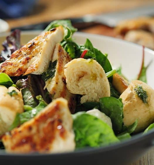 chicken salads summer salads