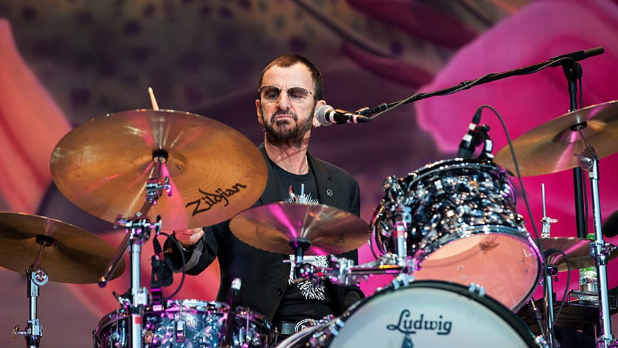 Happy Birthday Ringo Starr