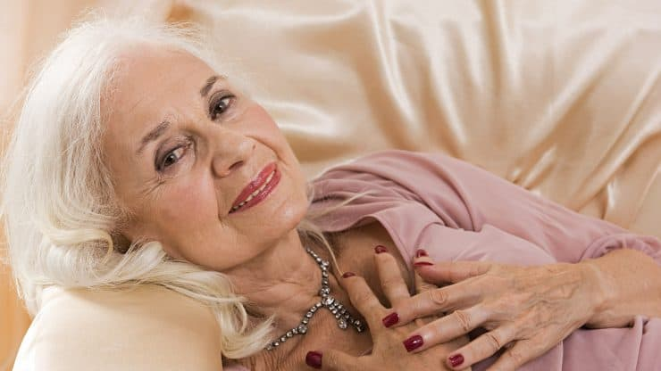 inner beauty after 60