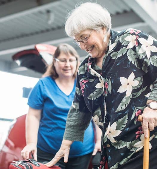 Transportation Aids for Seniors