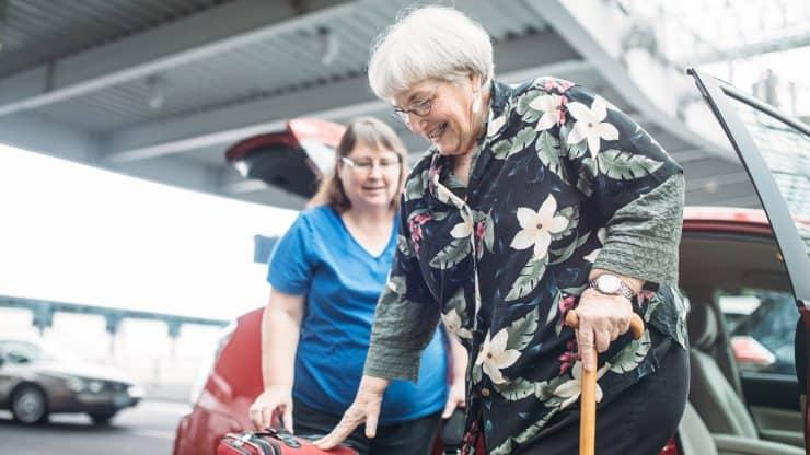 Transportation Aids for Seniors