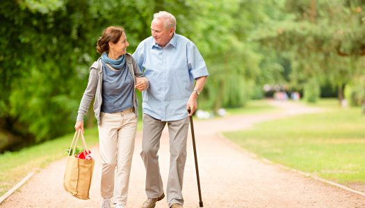 Caregiving and Care Receiving Equal Resilience in Action