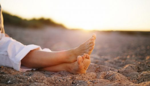 Is Grounding a Natural Way to Improve Health in Our 60s?