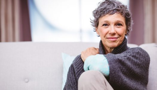 The Growing Trend of Older Women Living Alone